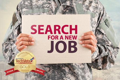 search for a new job